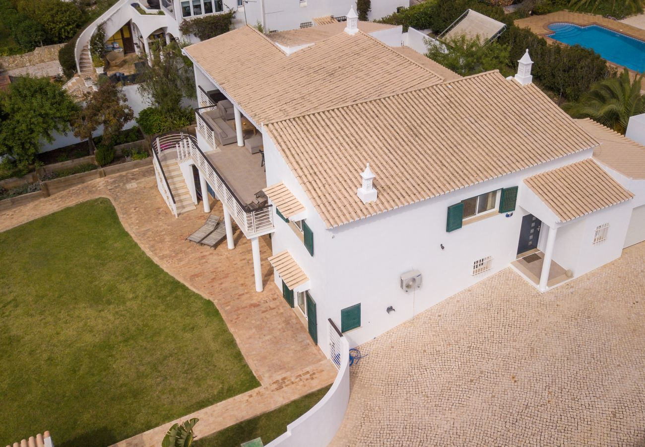 Villa in Luz - Villa | Wi-Fi | A/C | Private Pool [can be heated] | Garden | Near Beach & Town | Sea View [RLUZ18]