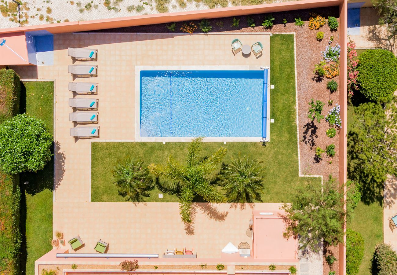 Villa in Lagos - Villa with free high speed Wi-Fi | A/C | private pool [can be heated] | garden | near beach and town centre [RLAG44]