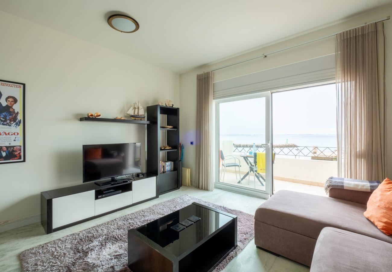 Apartment in Lagos - Apartment   High-Speed Internet   A/C   50m From Beach   Sea View [RLAG53]