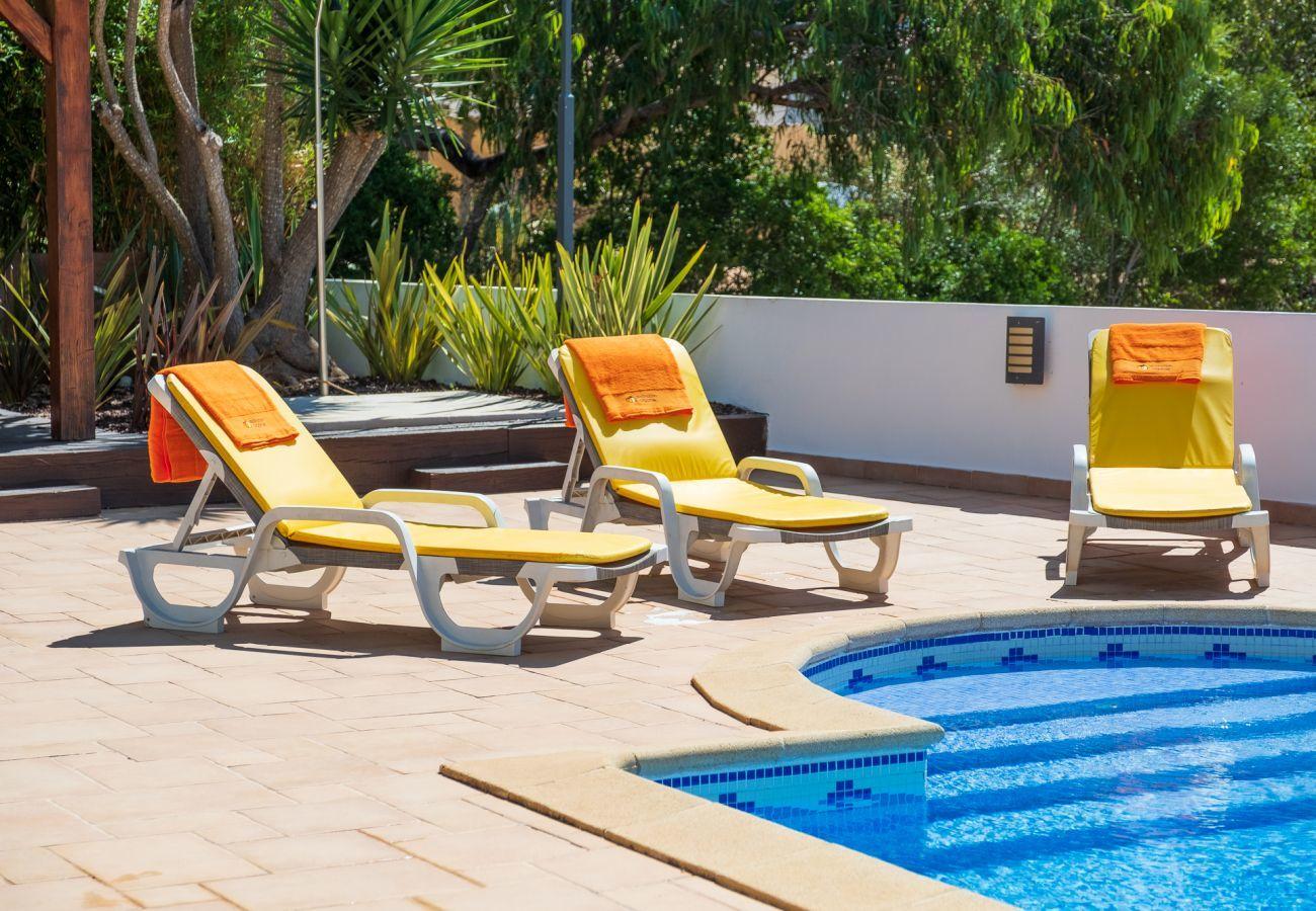 Villa in Budens - Villa | Wi-Fi | A/C | Private Pool [can be heated] | Garden [RVDB01]