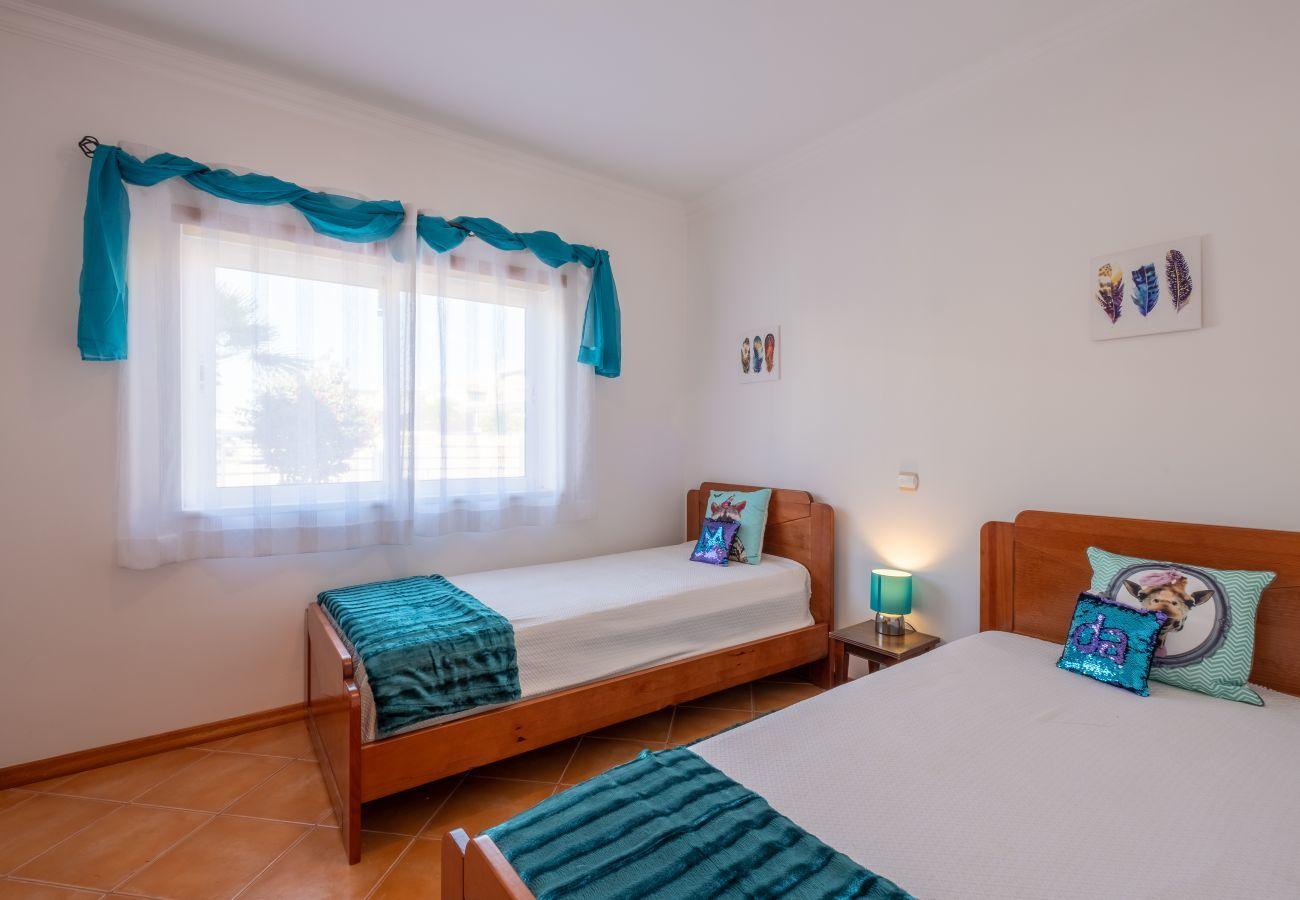Villa in Lagos - Sea View Villa | Near Beach | High-Speed Internet | A/C | Private Pool [can be heated] | Garden [RLAG95]
